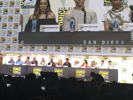 SDCC '16 - Fear The Walking Dead