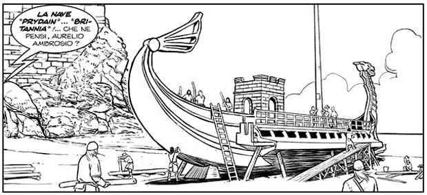 Dampyr #196 – Le prede di Annwn (Boselli, Viotti)