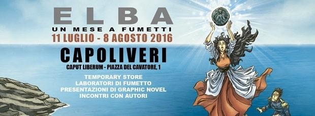 Elba: un mese a fumetti, tra store, laboratori e incontri