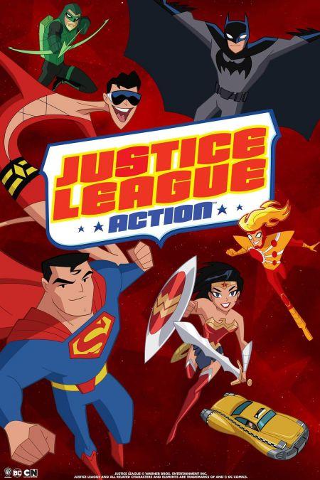 SDCC '16 – Justice League Action