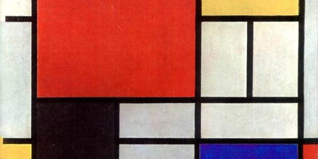 Mondrian_Composizione_Approfondimenti