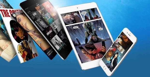 Novel Comix sbarca su iPad e iPhone