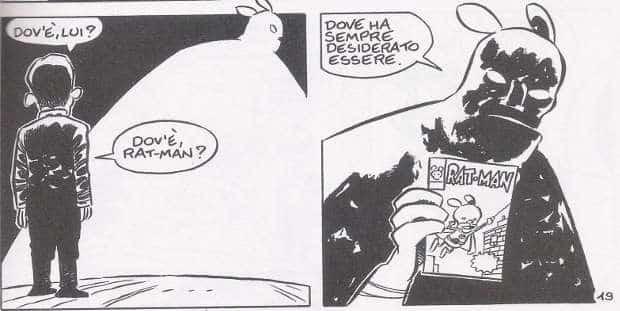 Rat-Man #115 - Il dubbio (Ortolani)
