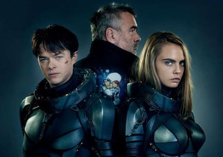 SDCC '16 – Valerian and the City of a Thousand Planets