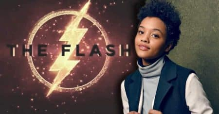 The Flash - Ufficiale: Kiersey Clemons è Iris West