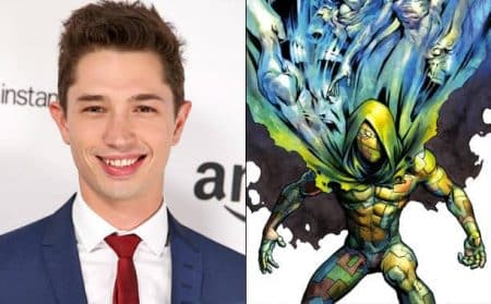 Arrow: Joe Dinicol sarà Ragman