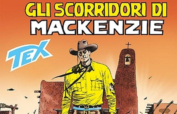 Tex #670 – Gli scorridori di Mackenzie (Boselli, Biglia)