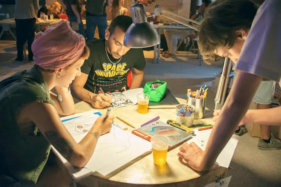 7-12 agosto: Chiù, festival di illustrazione e dintorni