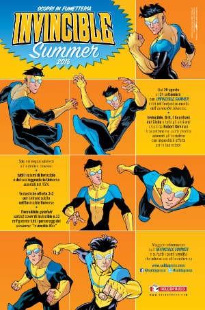 Inizia l'INVINCIBLE SUMMER targata saldaPress