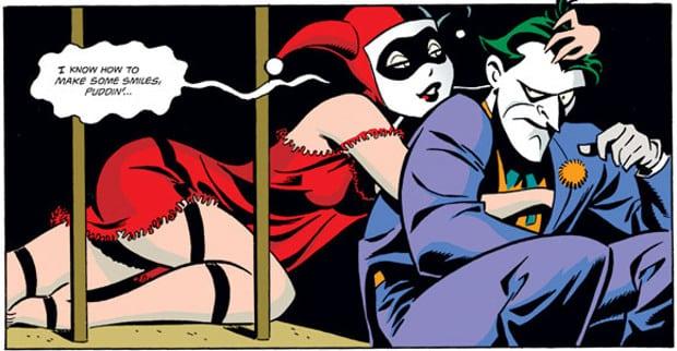 Harley Quinn: Amore folle (Dini, Timm)