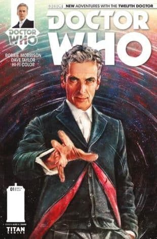 RW Lion porta in Italia i fumetti di Doctor Who