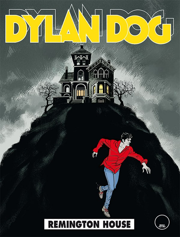 Dylan Dog 360_cover