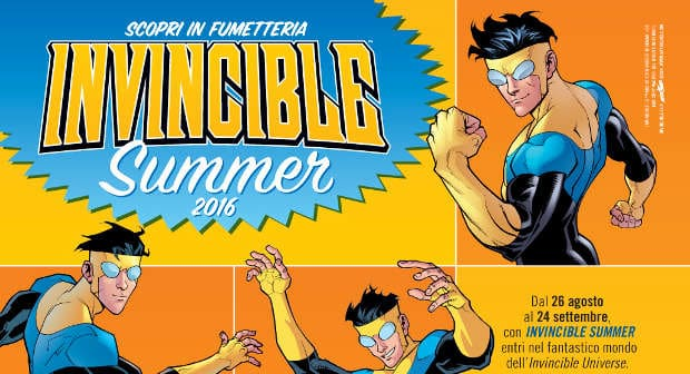 IMG EVIDENZA Invincible Summer
