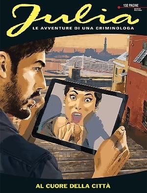 Julia #215 – Al cuore della città (Berardi, Calza, Massa, Copello) - Julia-215