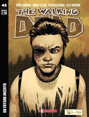Arriva in edicola il numero 42 di The Walking Dead