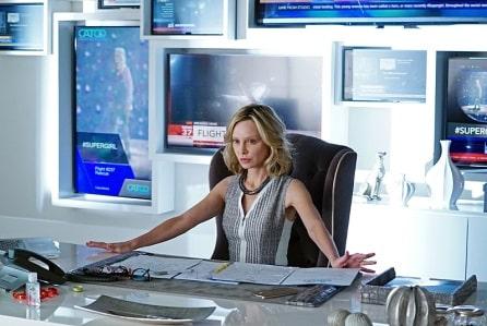 Supergirl: Calista Flockhart nella stagione 2, ma non più regular