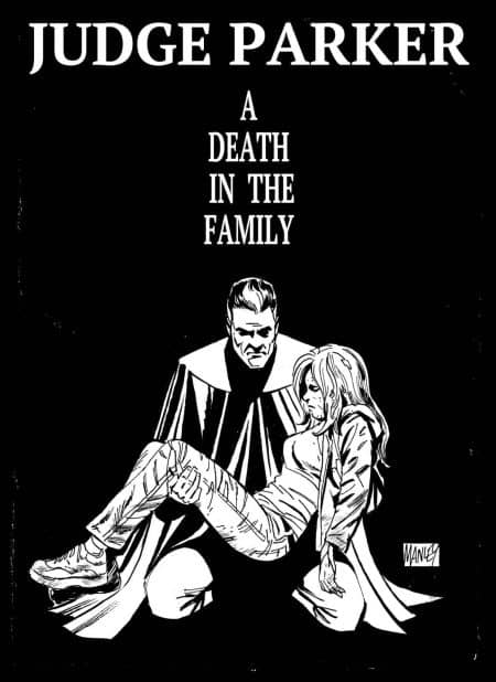 Una morte in famiglia per Judge Parker