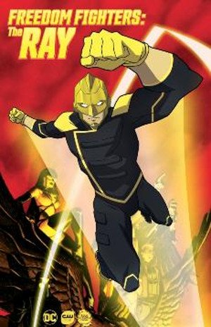 CW Seed lancia seria animata con supereroe gay