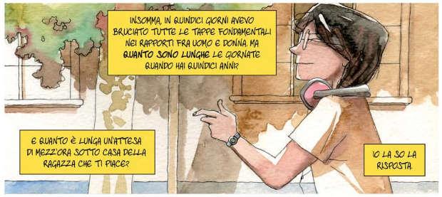 Sergio Algozzino e l'arte dell'attesa