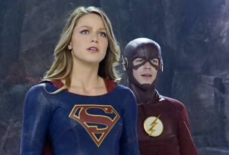 Team-Up musicale tra Supergirl e The Flash