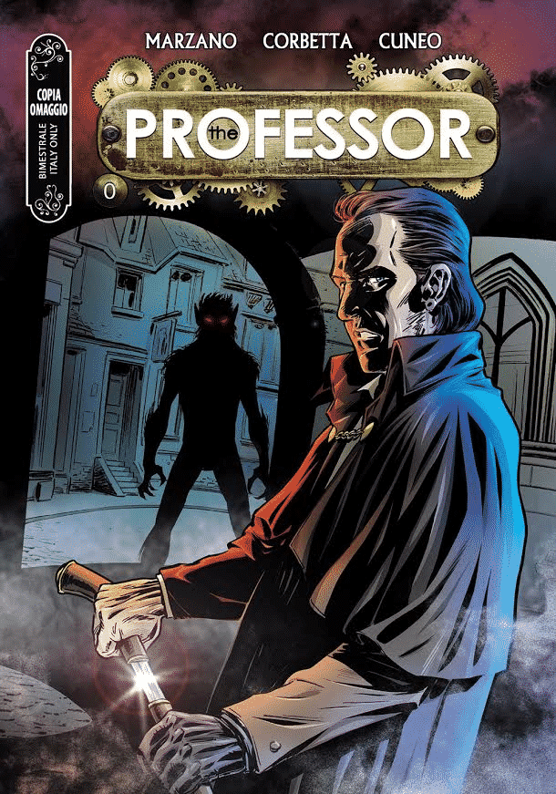 """A Rapalloonia l'anteprima di """"The Professor"""""""