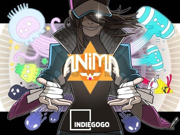 Crowdfunding: Anima, fumetto d'esordio di Chiara Zuliani