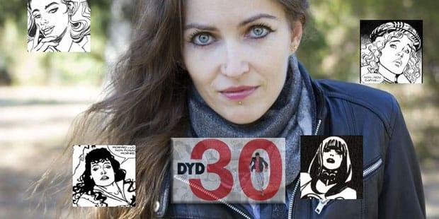 """""""Le donne di Dylan Dog"""" di Barbara Baraldi"""