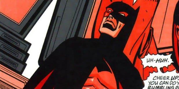 Batman: Evoluzione (Rucka, Martinbrough, Mitchell)