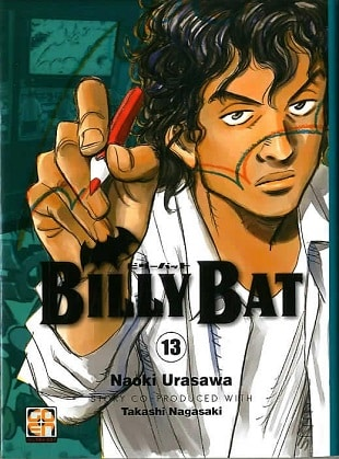 Billy Bat #13: inizia l'era RW Goen