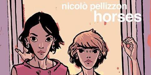 Horses il nuovo libro di Nicolò Pellizzon