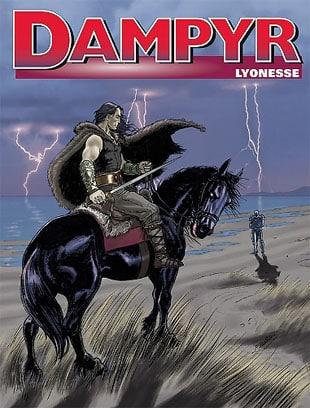 Dampyr #198 – Lyonesse (Boselli, Rubini)