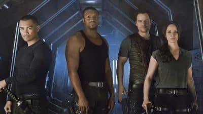 Dark Matter: SyFy rinnova la serie per terza stagione