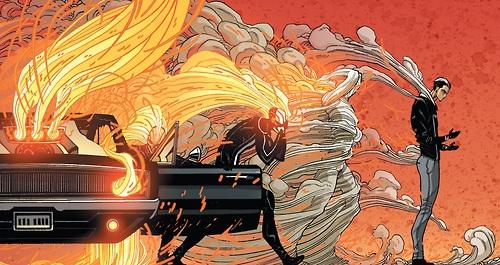 Il Nuovissimo Ghost Rider: fiamme nelle strade di L.A.