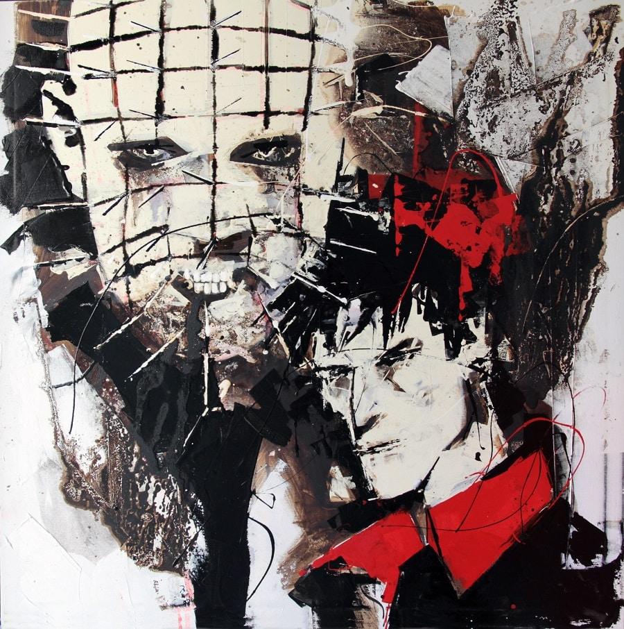 "Rossano Piccioni presenta: Dylan Dog in ""Hellraiser"""