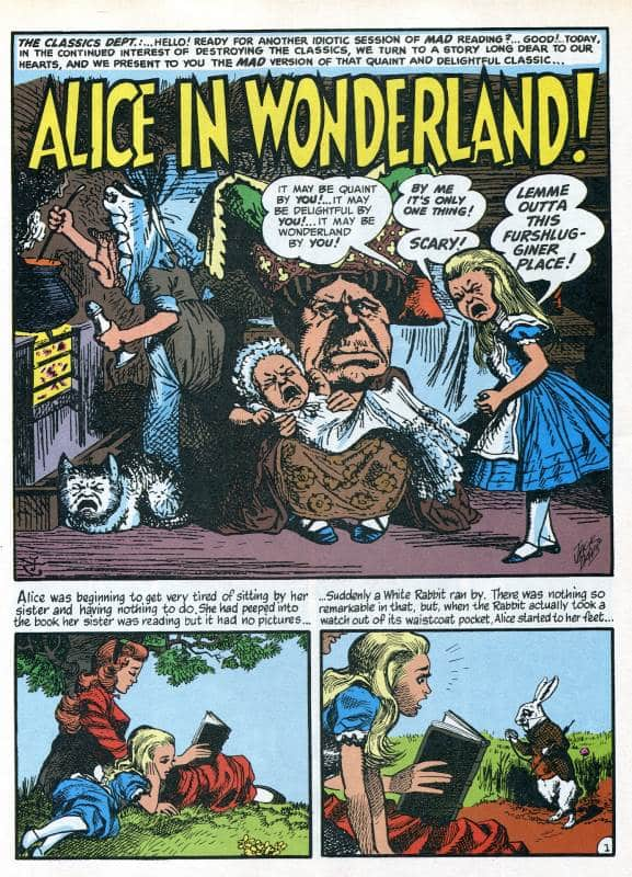 """Mad: la """"Usual Gang of Idiots"""" che cambiò il fumetto"""