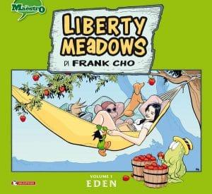 Liberty Meadows vol. 1 - Eden (Frank Cho)