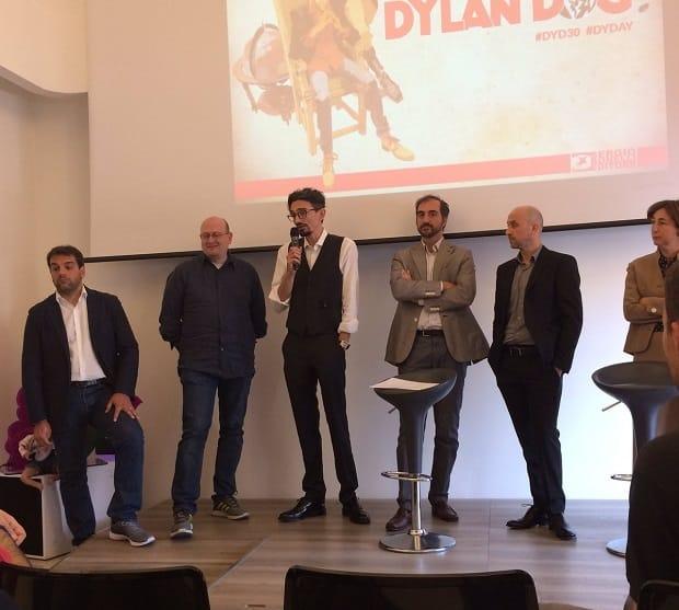 Nuova serie dedicata a Dylan Dog scritta da Tiziano Sclavi