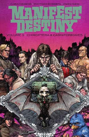 Manifest Destiny Vol. 3 (Digess, Roberts, Gieni)