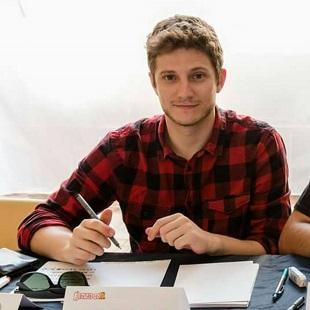 Nuovo sangue: Matteo Casali, Michele Monteleone e Dylan Dog