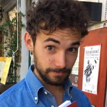 "Lorenzo Palloni presenta: Dylan Dog ne ""Il presagio"""