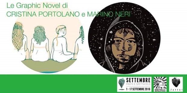 Incontro con Marino Neri e Cristina Portolano a Prato