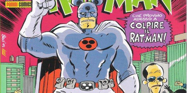Rat-Man #116 – Colpire Il Rat-Man! (Ortolani)