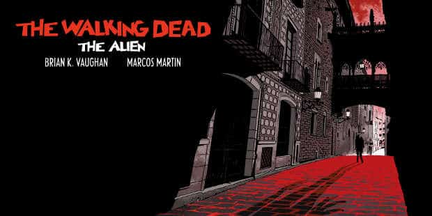 The Waking Dead - The Alien - IMG EVIDENZA