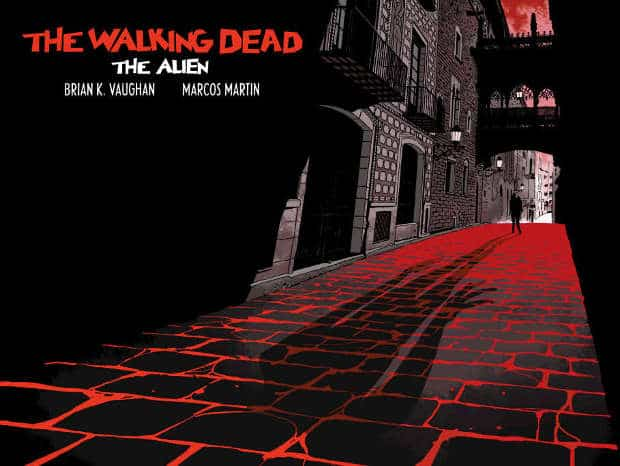 The Waking Dead - The Alien - NEWS
