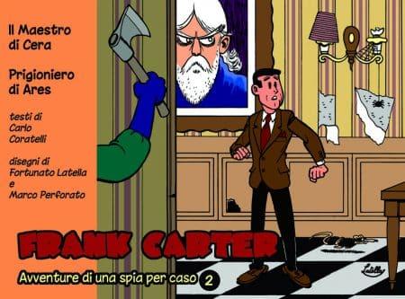 Frank Carter ritorna su carta