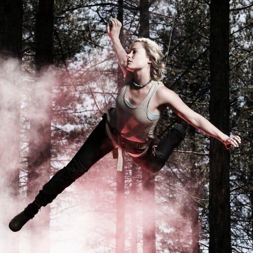 Le acrobazie di Harley Quinn - Intervista a Ingrid Kleinig (Stunt)