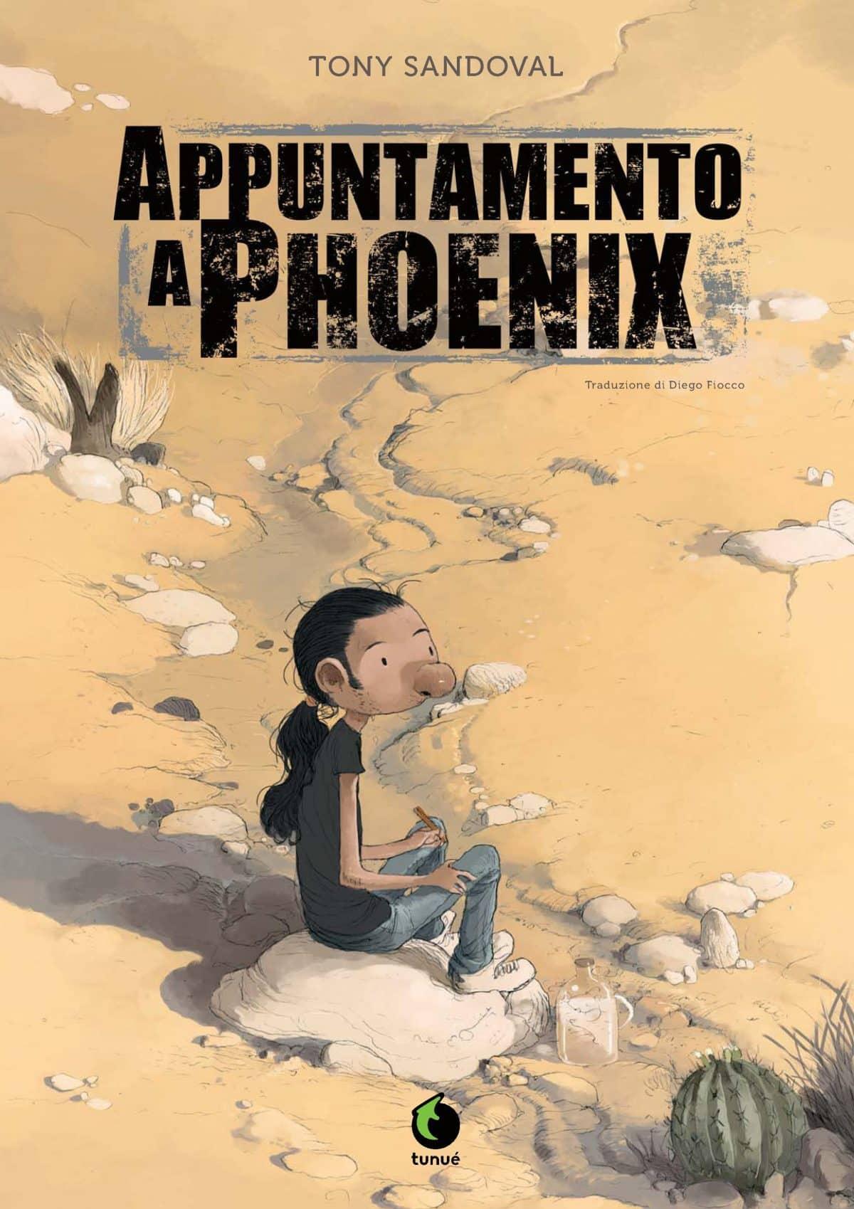 Escursione autobiografica per Tony Sandoval, fumettista gotico
