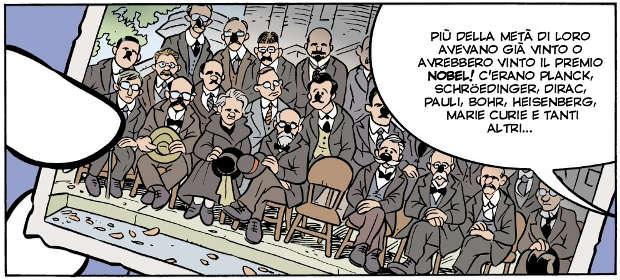 Topolino alla ricerca di Albert Einstein