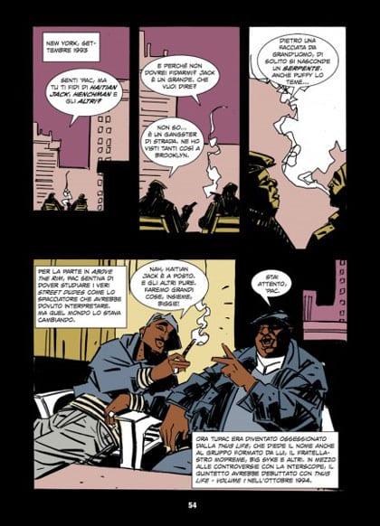 Tupac, il soldato di strada