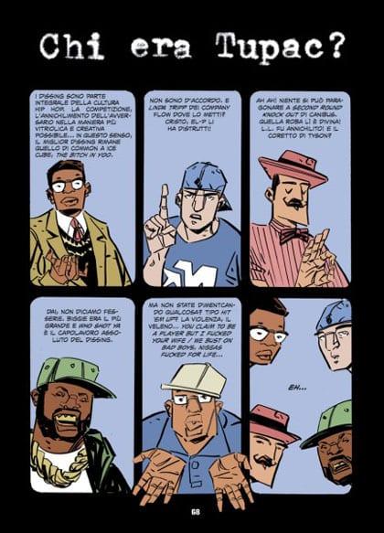 Tupac, il soldato di strada_Recensioni